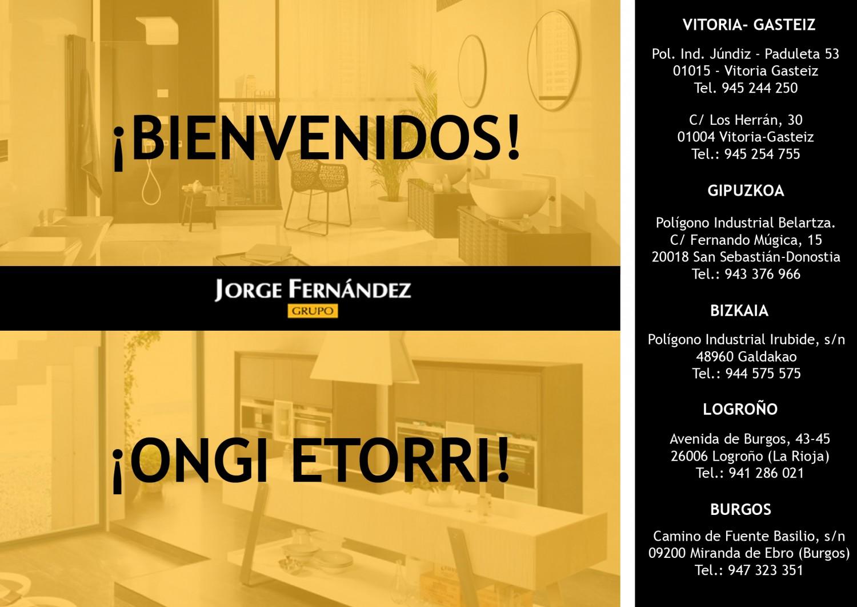 ¡Estrenamos web en Jorge Fernández!