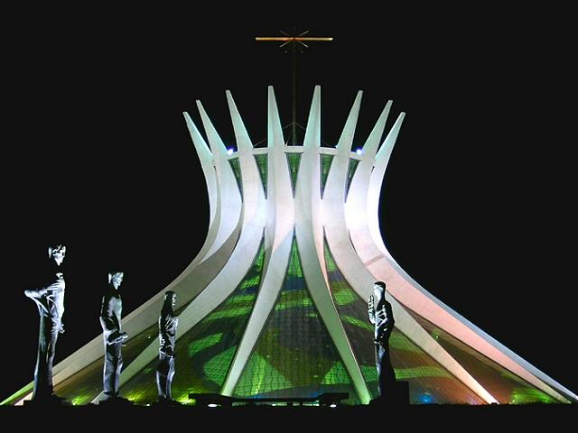 Oscar Niemeyer y Brasilia. La creación de una capital desde cero