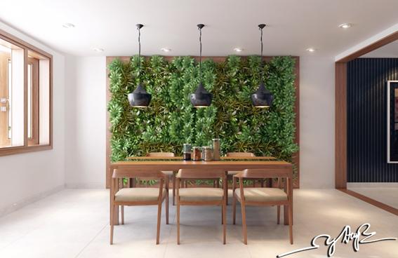 Jardines verticales: ideas para crear uno en casa