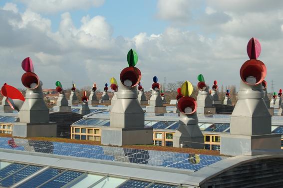 Arquitectura sostenible: reduciendo la huella ecológica de los edificios