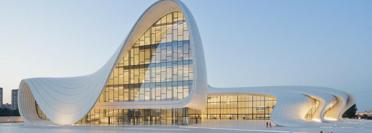Un repaso por los edificios más emblemáticos de Zaha Hadid