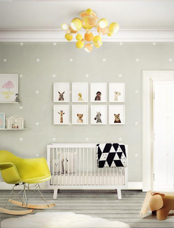 Envuelve los sueños de tu bebé con una decoración a su medida