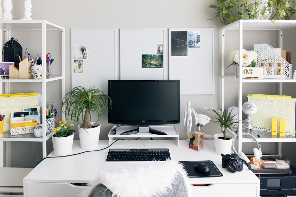 ¿Trabajas en remoto? ¡Móntate tu propio espacio de trabajo en casa!