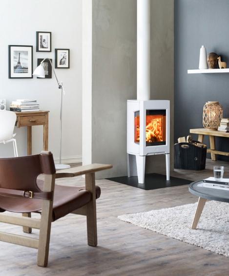 Estufa o chimenea: ¿Cómo caliento mi casa este invierno?