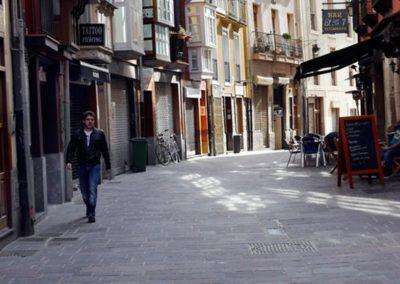 Casco-Viejo_Gasteiz pavimentación