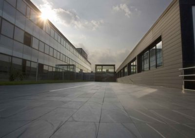 Pavimentacion Parque tecnologico, oficinas
