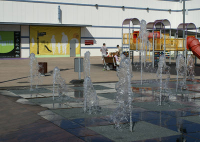 Pavimentación-Megapark