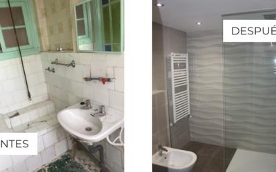 El nuevo baño del ganador de 'Tu baño pide a gritos una reforma'